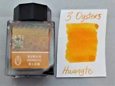 3 Oysters Fountain Pen Ink 38ml Bottle Hwangto