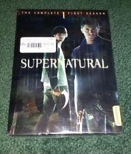 Supernatural: Season 1 DVD