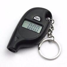 Portable Keychain Mini LCD Digital Tire Pneu Air Jauge de Pression Voiture Auto Outil