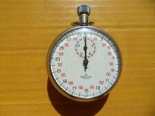 Vintage SWISS BREITLING 7 Jewels Manual Stopwatch