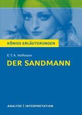 E. T. A. Hoffmann  Der Sandmann Hoffmann, E. T. A. Königs