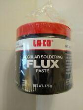 Laco soldering flux 475g