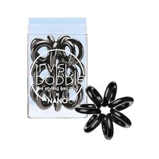 Invisibobble Nano true black 3er Beutel