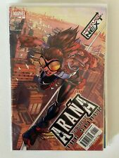 Arana Heart of The Spider #1 - #6 VF/NM First Solo Title Movie Coming HOT!!