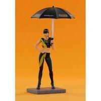 Figura Decoracion Naomi Pirelli SWFIG014 Racer Sideways Grid Girl with Umbrella