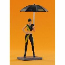 Figura Decoracion Naomi Pirelli SWFIG014 Racer Sideways Grid Girl with Umbrella