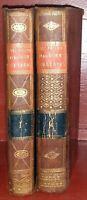 DICTIONNAIRE ABRÉGÉ DES HOMMES CÉLÈBRES de l'Antiquité des temps modernes 1803