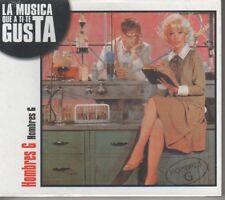 Hombres G – Hombres G La Musica Que A Ti Te Gusta  CD, Album,1995