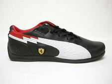 NIB PUMA evoSPEED LOW SF FERRARI~BLACE/WHITE~MENS~SHOES~10.5 SWEET LOOKING SHOES