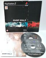 Silent Hill 2 Special Ed ~ PlayStation 2 PS2 ~ Survival Horror Game *VGC CIB*