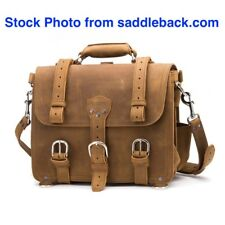 Saddleback Leather Classic Briefcase - Beautiful Broken in Briefcase