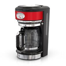 Retro Style Coffeemaker 8Cup Red Russell Hobbs Cm3100Rdr Top Quality