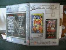 WWF/WWE The Fab Four/One Night Only 1997 Tagged Classics UK PAL Region 2 DVD Set