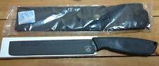 "Ontario Knife 12.19"" Spec Plus Alpha Machete TPE Handle Carbon Steel Black 9712"
