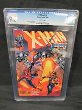 X-Man #38 (1998) Terry Kavanagh Story CGC 9.8 White Pages E397