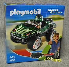 Playmobil 5160 Snake Racer Click&Go ClickRiders Sports & Action Neu