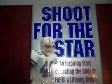 Bill Bates Shoot For the Star Autographed Hardcover Book