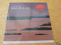 OUR WORLD 3 1991 AUSTRALIA CANADA SWEDEN UK UN USA IMAGES OF NATURE BOOK STAMPS