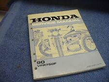 honda nos vrf750f 1990 service manual #04363