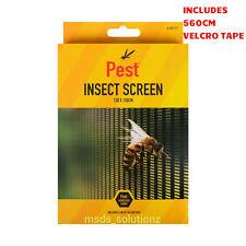 1X NEW INSECT SCREEN WINDOW/DOOR NETTING MESH FLY~MOSQITO BUG
