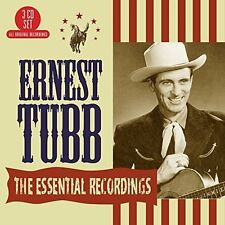 Ernest Tubb - The Absolutely Essential 3CD Collection (2017)  NEW  SPEEDYPOST
