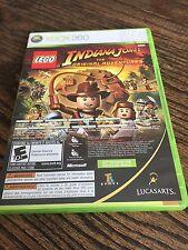 Lego Indiana Jone King Fu Panda Xbox 360 Cib Game XG3