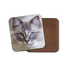 Magnifique poupée de chiffon Cat Coaster-Feline Friendly Animals Pets Cool Cadeau #16863
