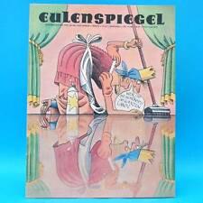 Eulenspiegel 41/1986 | DDR-Wochenzeitung für Satire und Humor | Geburtstag A