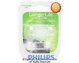NEW Philips BC9594 921 Automotive 2-Pack 921LLB2 Bulb