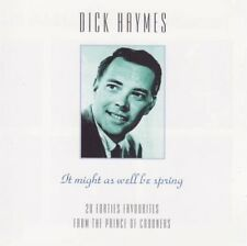 Dick Haymes - It might as well be spring - CD -