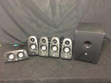 Logitech ‑ Z506 5.1 Surround Sound Speakers (6‑Piece)