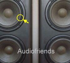 50 170 mm Lautsprecher Reparatursatz Schaumstoff Sicken für Infinity Delta 30