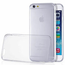 Ultra Thin Crystal Clear Soft Transparent Case Cover For Apple iPhone 6 Plus