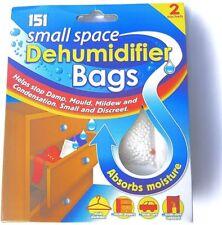 Dehumidifier Bags Sachets Interior Drawer Wardrobe Damp Mould Moisture Absorber