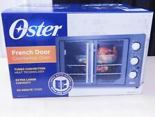 OSTER TSSTTVFDXL-CH EXTRA LARGE COUNTERTOP OVEN WITH FRENCH DOORS -(EBT6)
