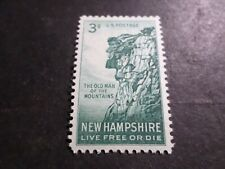 ETATS UNIS USA timbre 595, THE OLD MAN OF THE MOUNTAINS, neuf**, VF MNH
