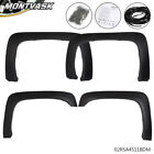 Textured Factory Style Fender Flares Fit For 2007-2013 Chevrolet Silverado 1500  for sale