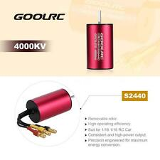 Genuine GoolRC S2440 4000KV Sensorless Brushless Motor for 1/18 1/16 RC Car F8F4