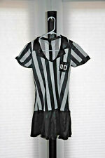 Girl/Teen Referee Halloween Costume Size M/L Dress Onlyby Leg Avenue