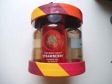 The Body Shop Shower Gel Discovery Gift Set NIB