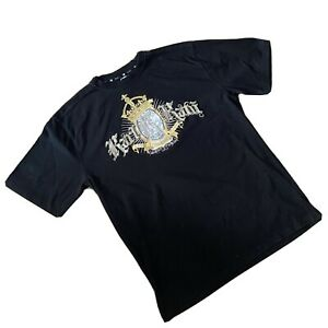Mens Vintage 90's Hip Hop Karl Kani Short Sleeved Tshirt Size XL