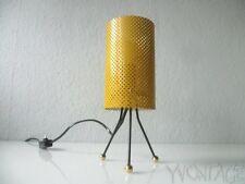 Stylische Tripod Tischlampe Lampe Leuchte Lochblech Ernest Igl Style 50er 50s