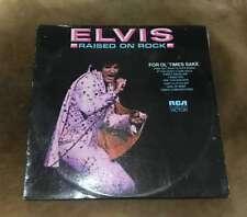 Elvis Presley- Raised on Rock LP, Australia RCA 1973