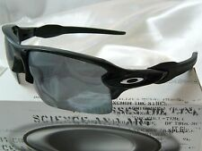 OAKLEY FLAK 2.0 XL POLISHED BLACK,BLACK IRIDIUM POLARIZED BNIB/half jacket radar