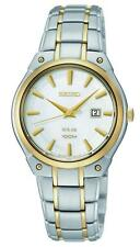 Seiko Solar Ladies Dress Watch SUT128P1 RRP £239.00 Our Price £156.95