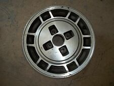 "1981 81 1982 82 1983 83 84 Nissan Maxima 810 Alloy Wheel Rim 14"" OEM USED 62152"