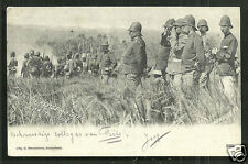 Baté-Ilië van Heutsz KNIL Atjeh Sumatra Indonesia stamp 1901