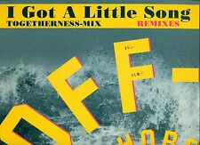 "OFF SHORE - I GOT A LITTLE SONG 12"" MAXI SONG (L3310)"