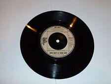 BEE GEES - How Deep Is Your Love - 1977 German injection moulded label vinyl 7""