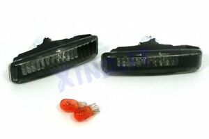 Gems Indicators Side Black For BMW E39 Series 5 Smoke'